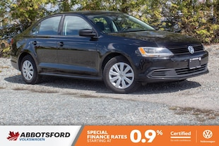 2013 Volkswagen Jetta Trendline ONE OWNER, NO ACCIDENTS, PRICED TO SELL! Sedan