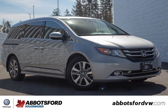 Used 2016 Honda Odyssey For Sale at AutoCanada | VIN