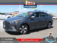 2018 Hyundai Ioniq Plug-In Hybrid Base Hatchback