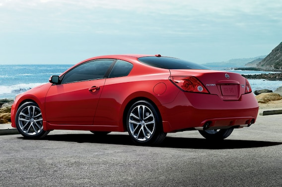 Nissan Altima Coupe >> Nissan Altima Coupe Phoenix New Used Nissan Altima For Sale