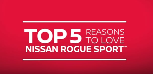 Rogue Sport Features