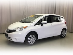 2016 Nissan Versa Note S Plus Hatchback