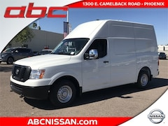 2018 Nissan NV Cargo NV2500 HD S V8 Van High Roof Cargo Van