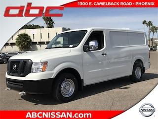 2018 Nissan NV Cargo NV2500 HD S V8 Van Cargo Van