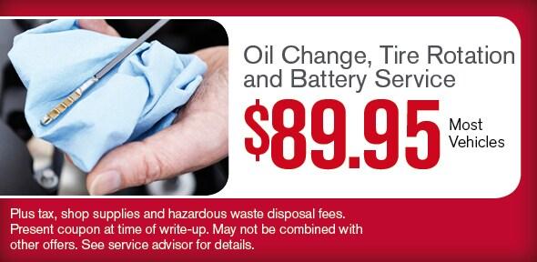 Nissan Oil Change Coupon Nissan Battery Service Phoenix Az