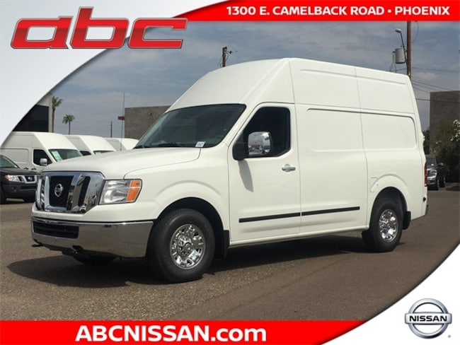New 2018 Nissan Nv Cargo Nv3500 Hd Sl V8 For Sale In Phoenix Az