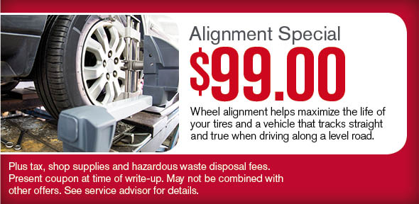 Alignment Special | ABC Nissan Service | Phoenix AZ