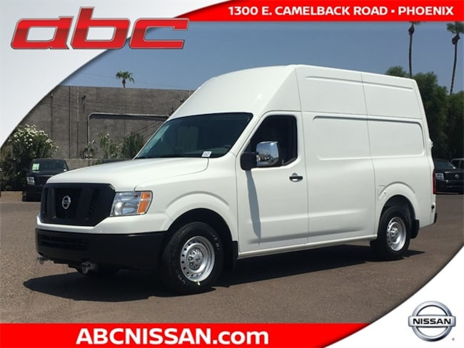 New 2018 Nissan Nv Cargo Nv2500 Hd S V8 For Sale In Phoenix Az