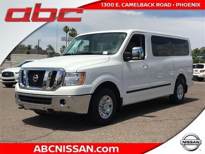 Nissan Nv 3500 For Sale >> New 2019 Nissan Nv Passenger Nv3500 Hd Sl V8 For Sale In Phoenix Az 190849 Phoenix New Nissan For Sale 5bzaf0aa4kn850570