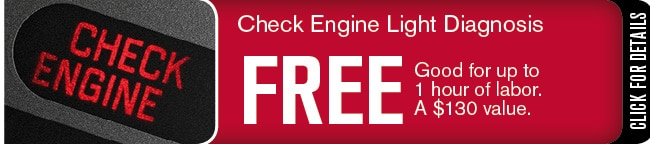 Check Engine Specials, Phoenix, AZ