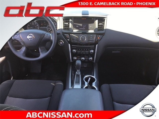 New 2019 Nissan Pathfinder S For Sale in Phoenix AZ 190457 | Phoenix New  Nissan For Sale 5N1DR2MN0KC607649