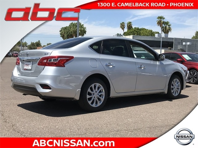 New 2019 Nissan Sentra SV For Sale in Phoenix AZ 191120