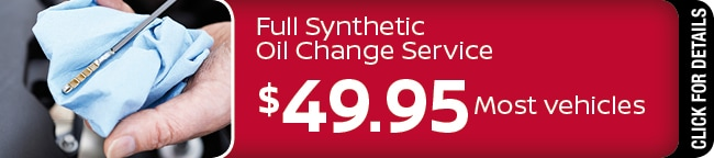 Oil Change Package Special, Phoenix, AZ