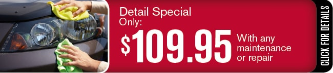 Automotive Detail Specials, Phoenix, AZ