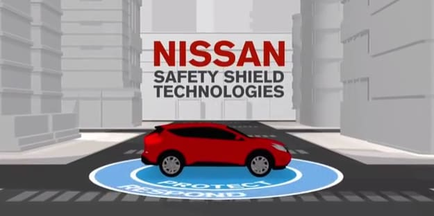 Nissan Safety Features