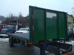 1998 Dobson 20FT Flat Deck Truck Body