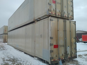 2007 Hyundai 53FT Insulated Containers