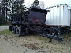 2016 Custom Built 14FT Dump Trailer