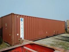 2005 CIMC 40FT Container -