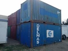 2003 CIMC 20' Container -