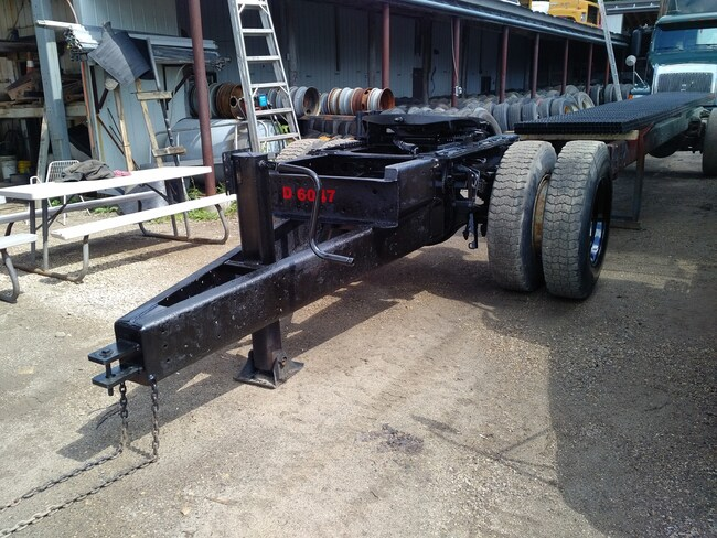 2016 Custom Built Sigle Axle Converter Dolly