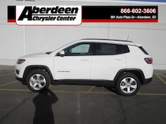 Used Chrysler, Dodge, Jeep, Ram and FIAT 2018 Jeep Compass LATITUDE 4X4 Sport Utility in Aberdeen, SD