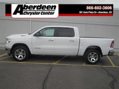 Used Chrysler, Dodge, Jeep, Ram and FIAT 2019 Ram 1500 BIG HORN / LONE STAR CREW CAB 4X4 5'7 BOX Crew Cab in Aberdeen, SD