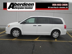 Used Chrysler, Dodge, Jeep, Ram and FIAT 2019 Dodge Grand Caravan SE Passenger Van in Aberdeen, SD