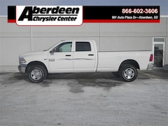 Used Chrysler, Dodge, Jeep, Ram and FIAT 2018 Ram 3500 TRADESMAN CREW CAB 4X4 8' BOX Crew Cab in Aberdeen, SD