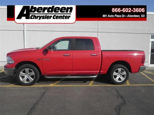 2009 Dodge Ram 1500 Big Horn 4x4 Truck Crew Cab