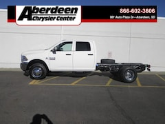 Used Chrysler, Dodge, Jeep, Ram and FIAT 2018 Ram 3500 TRADESMAN CREW CAB CHASSIS 4X4 172.4 WB Crew Cab in Aberdeen, SD