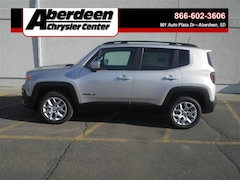 Used Chrysler, Dodge, Jeep, Ram and FIAT 2018 Jeep Renegade LATITUDE 4X4 Sport Utility in Aberdeen, SD