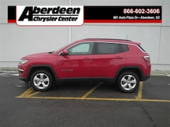 Used Chrysler, Dodge, Jeep, Ram and FIAT 2019 Jeep Compass LATITUDE 4X4 Sport Utility in Aberdeen, SD
