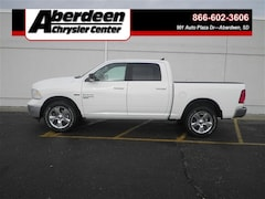 Used Chrysler, Dodge, Jeep, Ram and FIAT 2019 Ram 1500 CLASSIC BIG HORN CREW CAB 4X4 5'7 BOX Crew Cab in Aberdeen, SD
