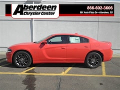 Used Chrysler, Dodge, Jeep, Ram and FIAT 2018 Dodge Charger GT AWD Sedan in Aberdeen, SD