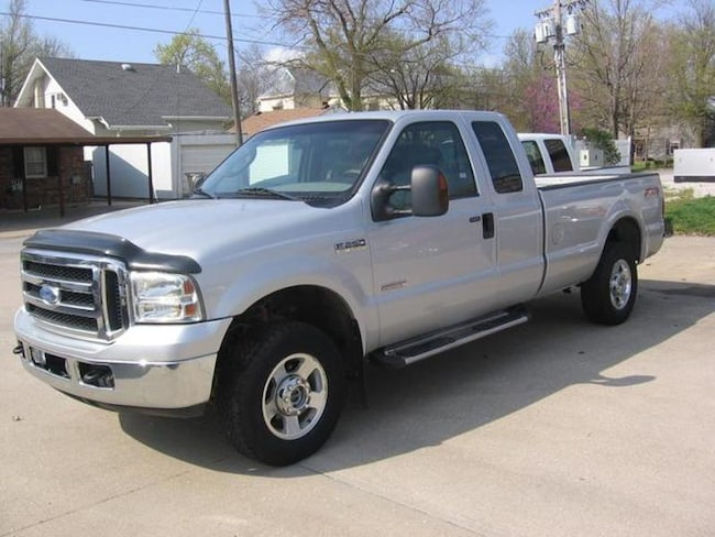2007 Ford F-250 Lariat Super Duty Extended Cab Truck