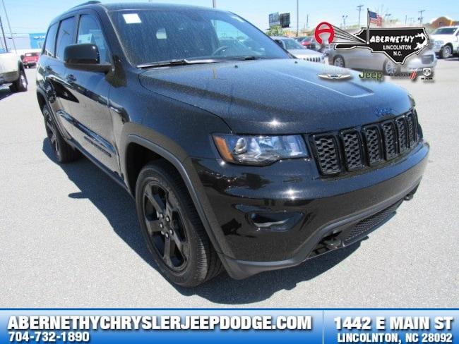 2019 Jeep Grand Cherokee UPLAND 4X2 Sport Utility