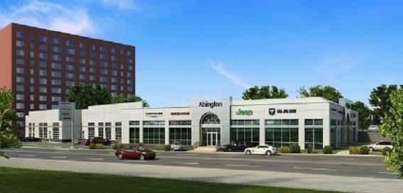 Reedman Toll Service >> Abington Service Center Renovations Reedman Toll Chrysler