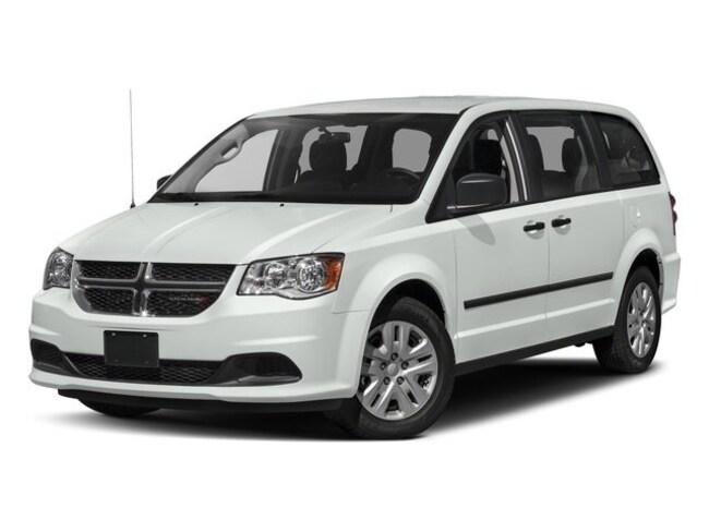 2018 Dodge Grand Caravan SXT Minivan/Van