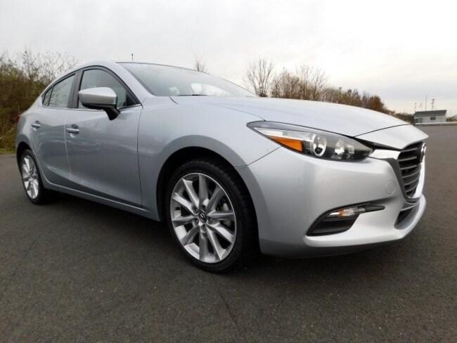2017 Mazda Mazda3 4-Door Touring Sedan
