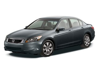 2008 Honda Accord Sdn EX-L Sedan