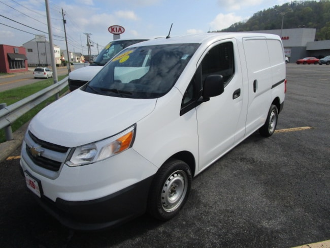 2015 Chevrolet City Express 1LT Van
