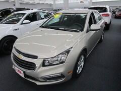 2016 Chevrolet Cruze Limited 1LT Auto Sedan