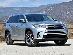 2018 Toyota Highlander XLE 36 Month Lease  $0 Down Payment !