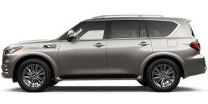 2018 INFINITI QX80 39 Month Lease $699 plus tax $0 Down Payment