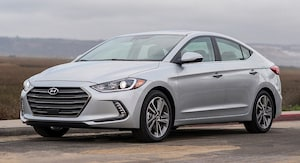 2018 Hyundai Elantra Value Pkg 36 Month Lease $189 plus tax $0 Down Payment