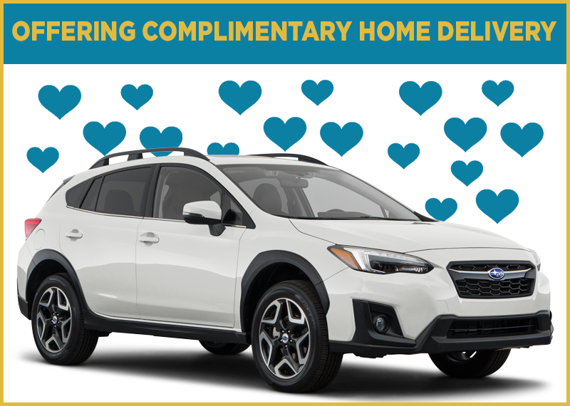 Crosstrek Subaru Loves Pets - October