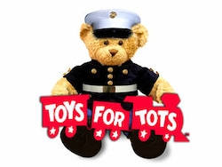 $10 Off When You Bring A Toy For Toys for Tots!