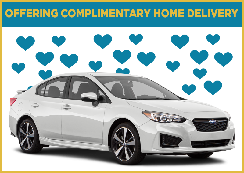 Impreza Subaru Loves Pets - October