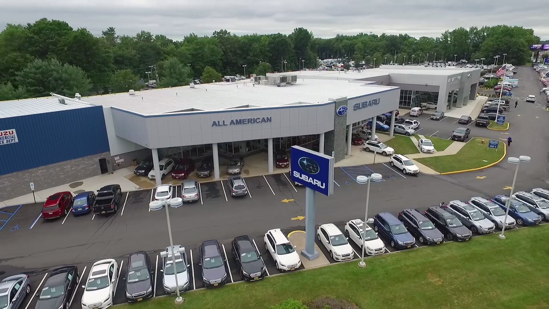 All American Subaru Dealer New Used Cars Edison Old Bridge